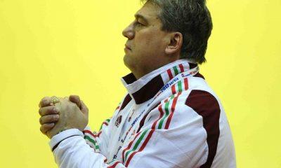 Mocsai Lajos szerint a riói olimpiáig türelemmel kell lennünk (Fotó: Mirkó István)