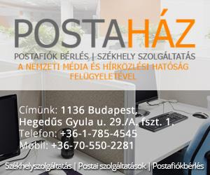 Székhelyszolgáltatás Budapesten