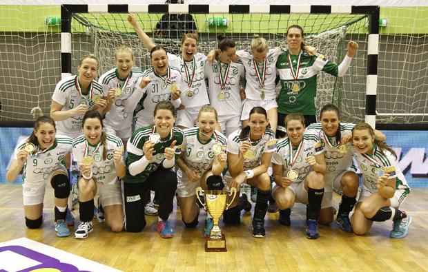 Tizenkettedszer MK-győztes a Győr