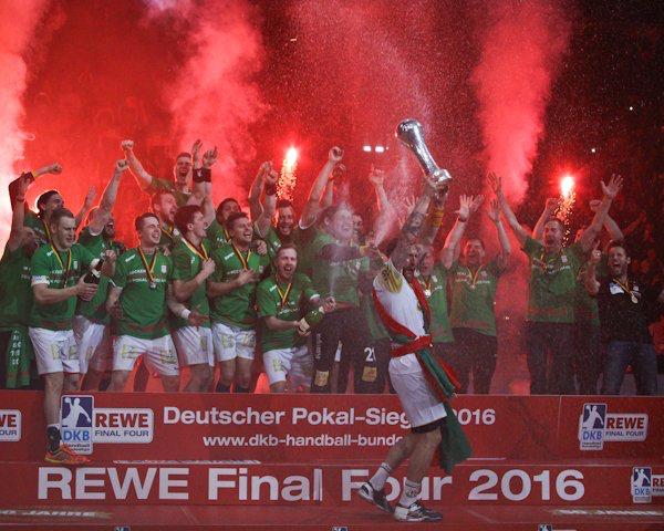 Meglepetés, 20 év után, ismét kupa győztes a Magdeburg!