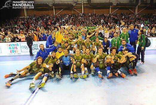 Brazilia a Panamerikai bajnok
