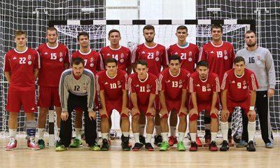 Junior-győzelem Algéria ellen