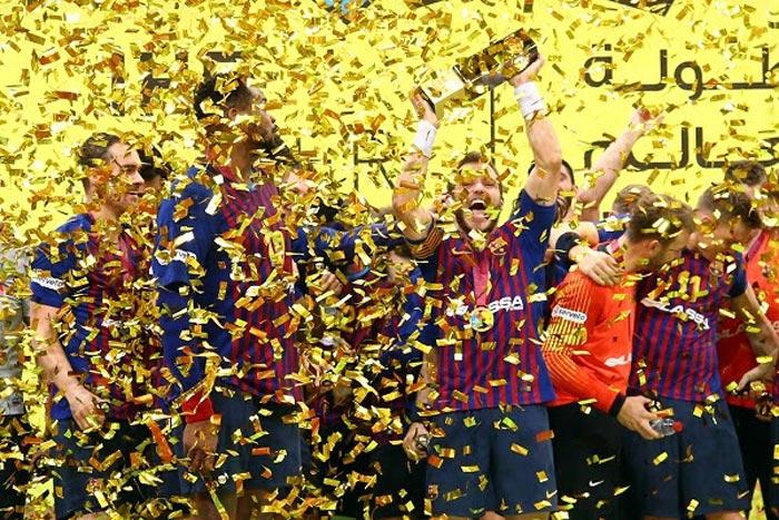 A Barcelona megvédte a kupát