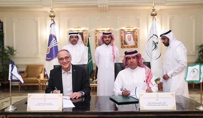 2019-től Szaud Arábiában a Super Globe